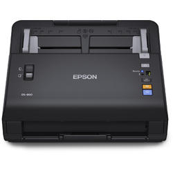 Scanner Epson DS-860, format A4, tip sheetfed, usb