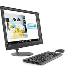 Sistem All-In-One Lenovo 23.8'' IdeaCentre 520, FHD, Procesor Intel Core I3-6006U 2.0GHz SkyLake, 4GB, 1TB HDD, GMA HD 520, FreeDos