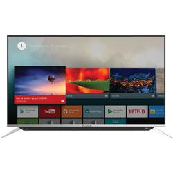 Televizor LED Tesla 43S901SUSF, 108 cm, slim DLED, Full HD, Smart TV Android