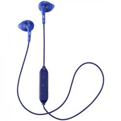 Casti in ear JVC HA-EN10BT-AE, Gummy Sport, Bluetooth, Albastru