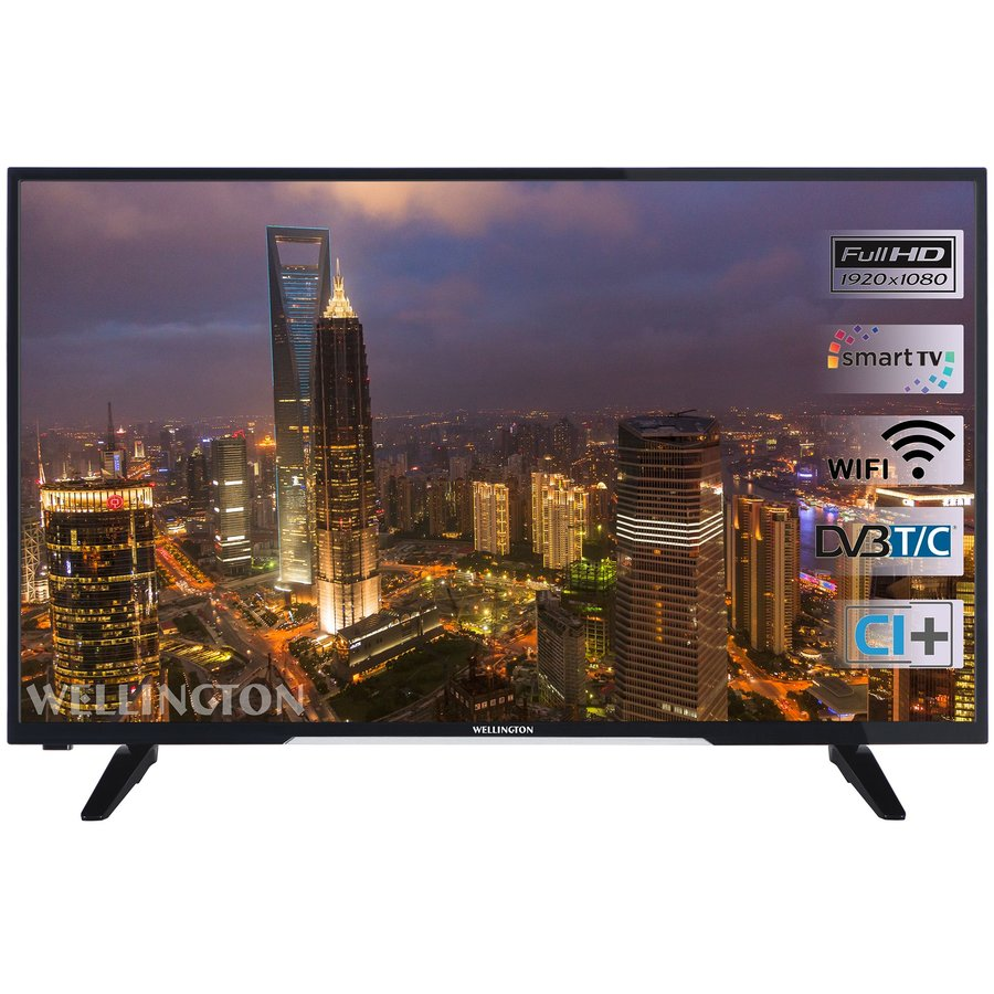 Televizor Led 40fhd279s, Smart Tv, 101 Cm, Wi-fi, Full Hd