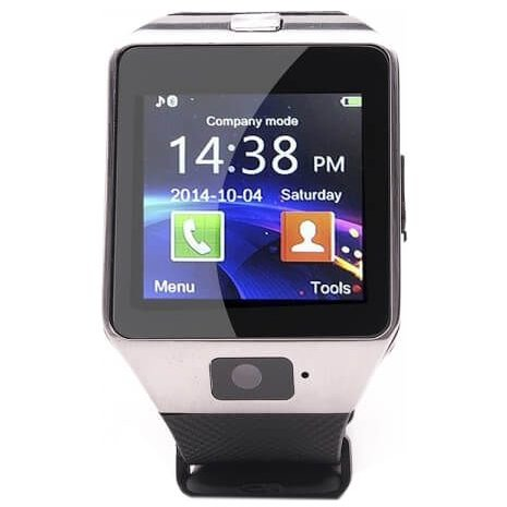 Ceas smartwatch E-Boda Smart Time 200, Negru
