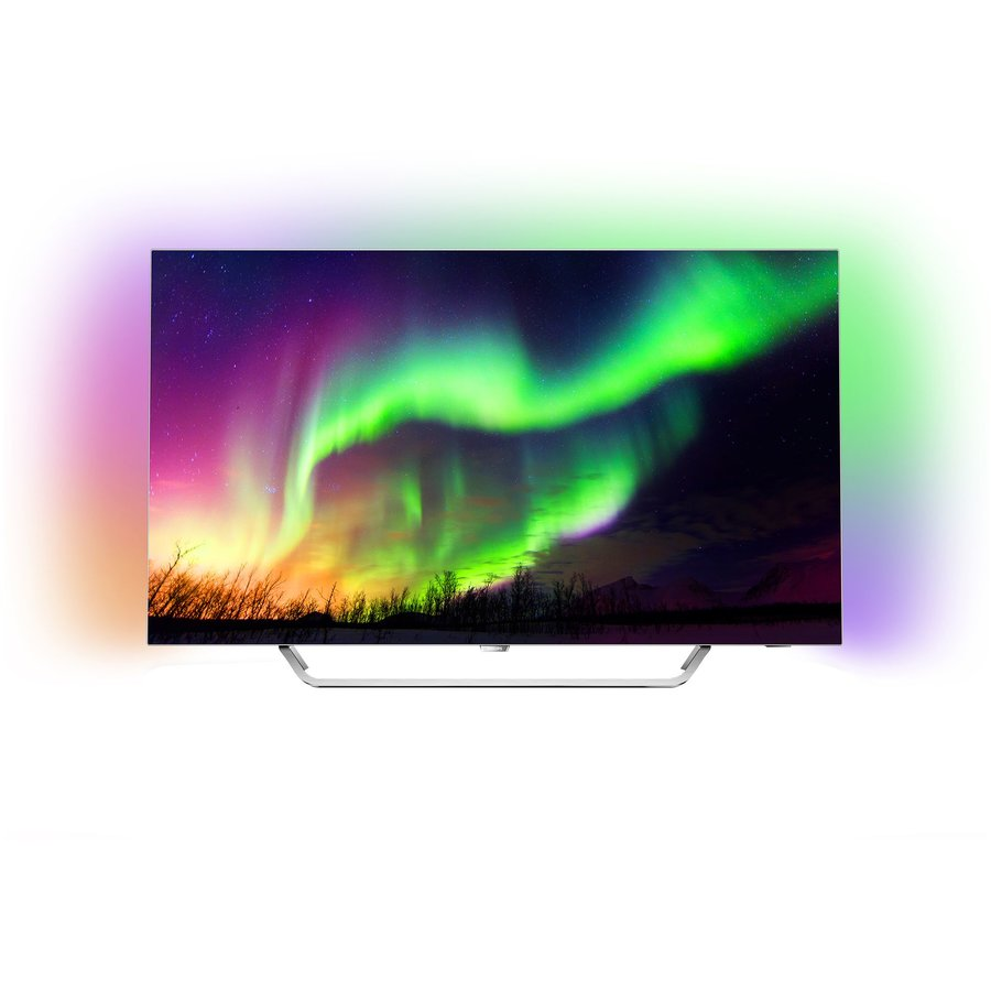 Televizor OLED 65OLED873/12, Smart TV Android, 126 cm, 4K Ultra HD