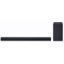 LG Soundbar SK8, 2.1, 360W, High Res audio, Dolby Atmos, bluetooth, negru