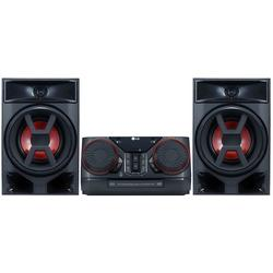 LG Sistem audio CK43, 300W, Bluetooth, CD, USB, negru