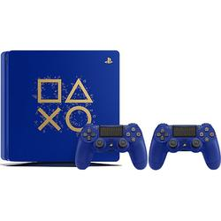 Sony Consola PlayStation 4 500 GB Limited Edition Days of Play + extra controller DualShock 4