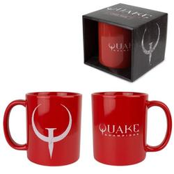Gaya Entertainment QUAKE CHAMPIONS LOGO MUG