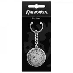 Gaya Entertainment PARADOX INTERACTIVE LOGO KEYCHAIN