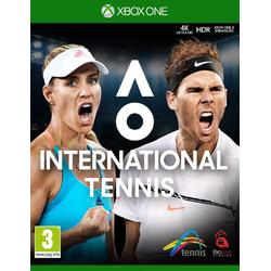 AO INTERNATIONAL TENNIS - XBOX ONE