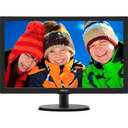 Monitor LED Philips 21.5 inch, 5ms, Black