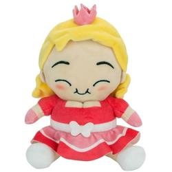 Gaya Entertainment FAT PRINCESS STUBBINS PLUSH PINK PRINCESS