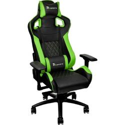 Scaun Gaming Thermaltake GT Fit negru-verde