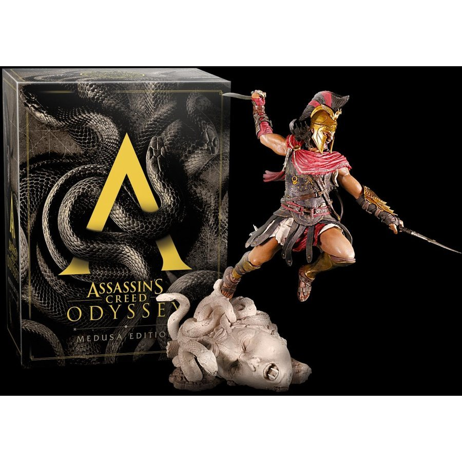 assassins creed odyssey medusa edition xbox one