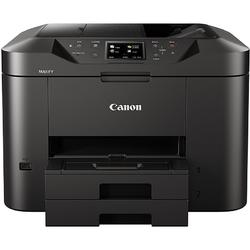 Multifunctionala Canon MAXIFY MB2750, Inkjet, Color, Format A4, Fax, Retea, Wi-Fi, Duplex