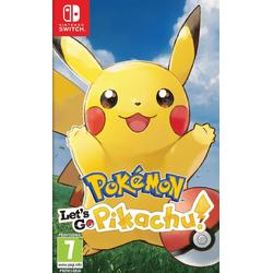 POKEMON LETS GO PIKACHU - SW