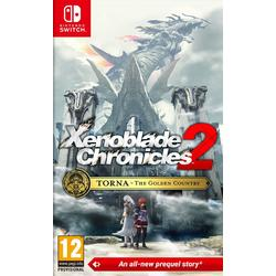 XENOBLADE CHRONICLES 2 TORNA THE GOLDEN COUNTRY (DLC) - SW