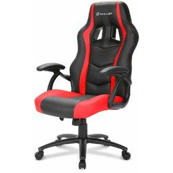 Scaun Gaming Sharkoon Skiller SGS1, Black/Red