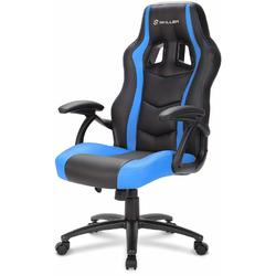 Scaun Gaming Sharkoon Skiller SGS1, Black/Blue