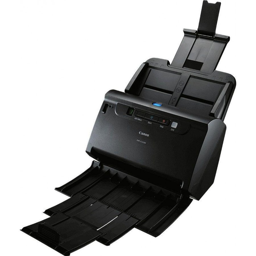 Scanner Canon DRC230, dimensiune A4, tip sheetfed, duplex poza 2021