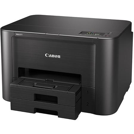 Imprimanta Canon Maxify IB4150, inkjet, color, format A4, duplex, wireless