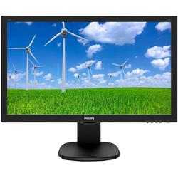 "Philips Monitor LED TN 243S5LJMB/00, 23.6"", Full HD, Display Port, Negru"