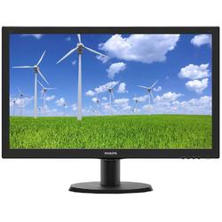 "Philips Monitor LED TN 243S5LDAB/00, 23.6"", Full HD, HDMI, Negru"