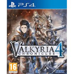 VALKYRIA CHRONICLES 4 LAUNCH EDITION - PS4