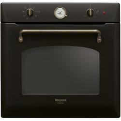 Hotpoint Cuptor incorporabil FIT 804 H AN, electric, 73 l, multifuntional, hidroliza, grill, clasa A, antracit