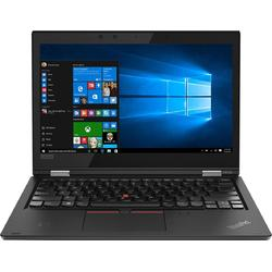 "Lenovo Laptop 2 in 1 ThinkPad L380 Yoga cu procesor Intel® Core™ i5-8250U pana la 3.40 GHz, Kaby Lake R, 13.3"", Full HD, IPS, Touch, 8GB, 256GB M.2 SSD, Intel® UHD Graphics 620, Windows 10 Pro"