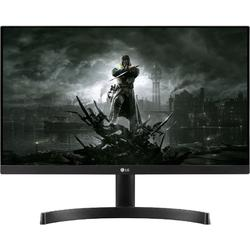 LG Monitor LED Gaming 24MK600M 23.8 inch 5 ms Black FreeSync