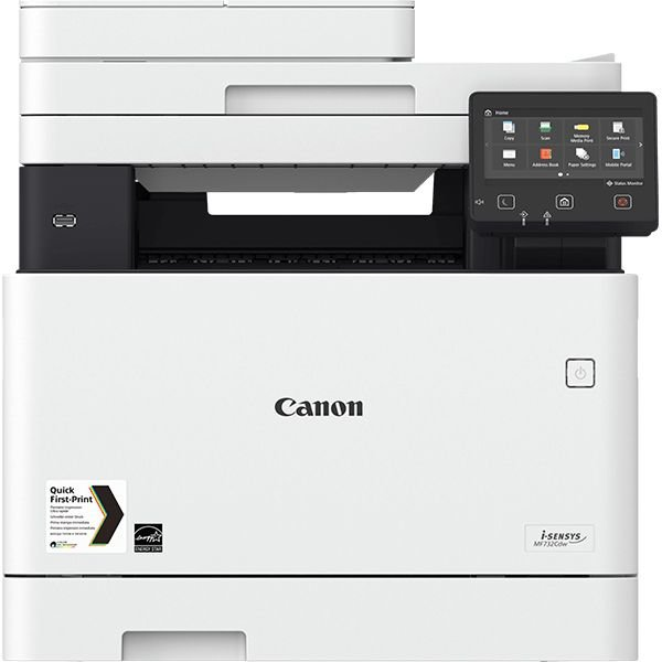 Multifunctionala Canon MF735CX, laser, color, format A4, fax, wireless