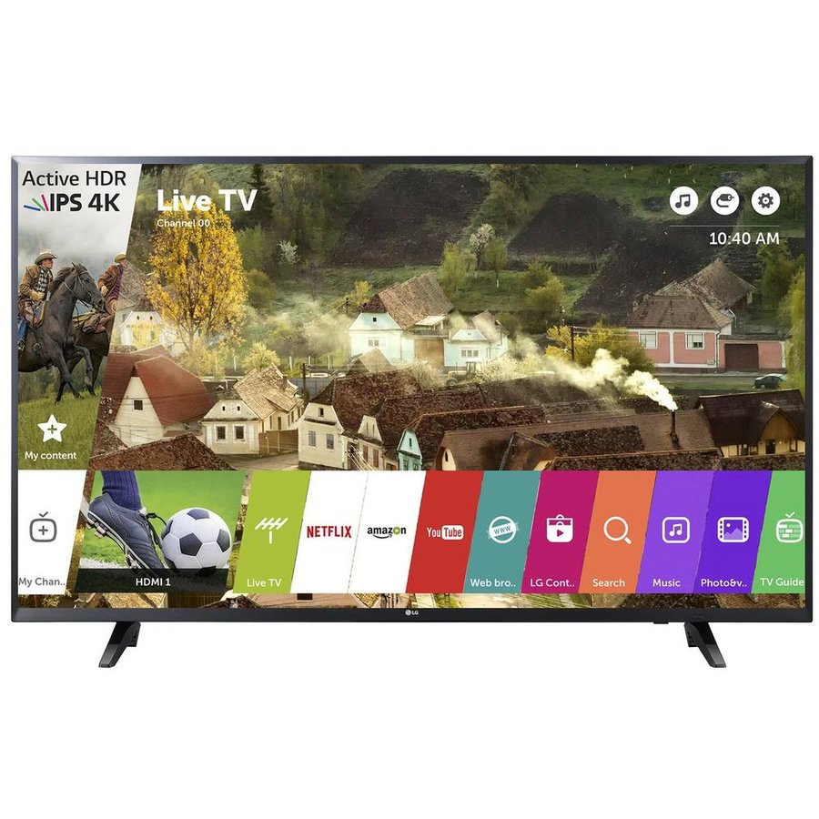 Resigilat Televizor Led 49uj620v, Smart Tv, 123 Cm, 4k Ultra Hd