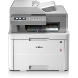 Multifunctionala Brother DCP-L3550CDW, laser, color, format A4, duplex, wireless