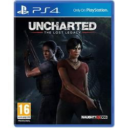 Joc Uncharted: The Lost Legacy PS4
