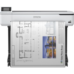 "Plotter Epson Surecolor T5100 36"", format A0, 4 culori, wireless"