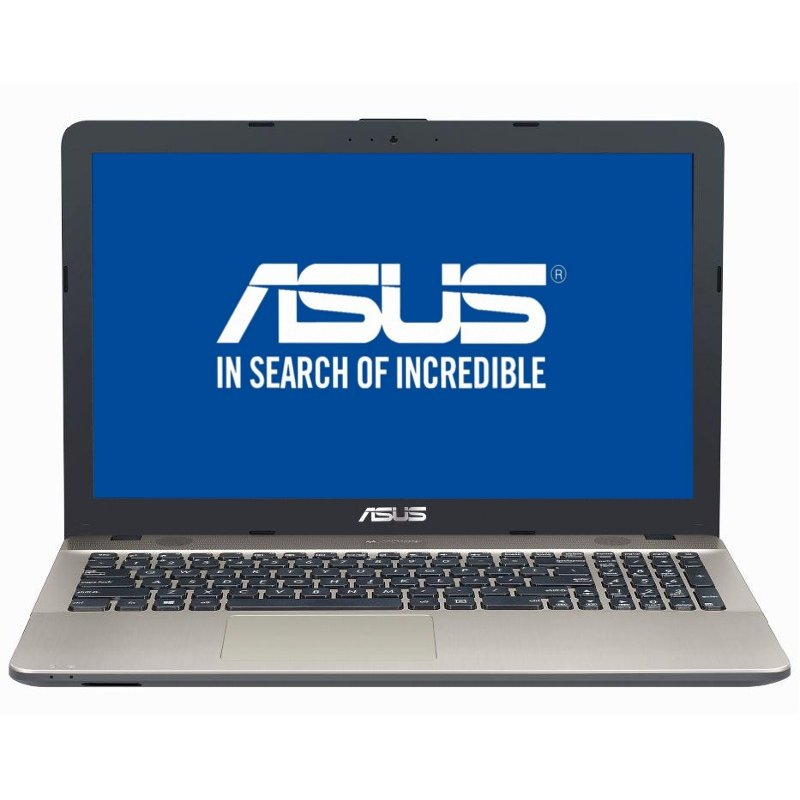 Laptop ASUS X541UV-DM882, i3-7100U, 15.6, Full HD, 4GB, 1TB, NVIDIA GeForce 920MX 2GB, Endless OS, Chocolate Black