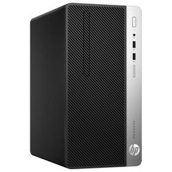 Desktop HP ProDesk 400 G5 MT, Intel Core i3-8100 (3.6GHz, 6MB), Intel UHD Graphics, 4GB, 500GB HDD, FreeDOS