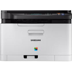 Multifunctionala Samsung SL-C480W/SEE, laser, color, format A4, ADF, fax, wireless
