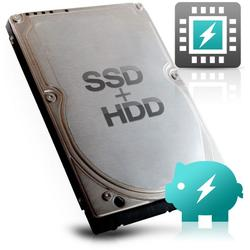 "Seagate HDD Notebook Hybrid 2.5"" 1TB 5400RPM 64MB SSHD ST1000LM014"