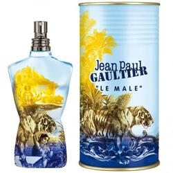 Jean Paul Gaultier Le Beau Male Summer 2015 Edition Eau de Toilette 125ml