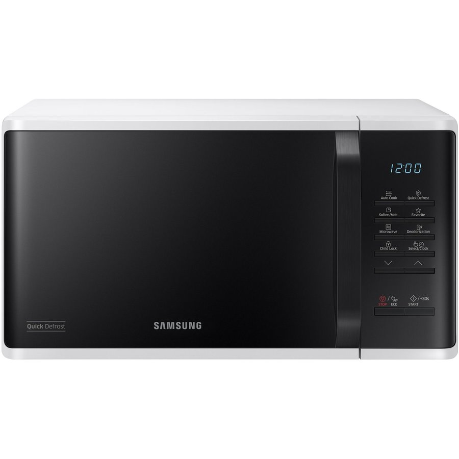 Cuptor Cu Microunde Samsung Ms23k3513aw, 23 L, 800w, Touch Control, Alb