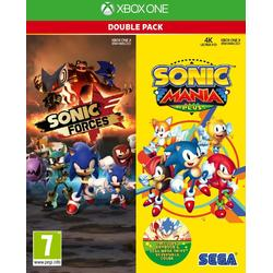 SONIC DOUBLE PACK - XBOX ONE