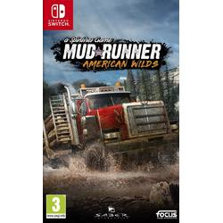 SPINTIRES MUDRUNNER AMERICAN WILDS EDITION - SW
