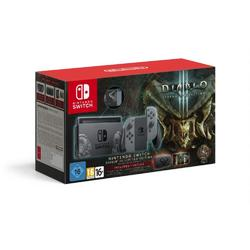 NINTENDO SWITCH CONSOLE & DIABLO III BUNDLE - GDG