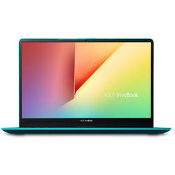 Ultrabook ASUS 15.6'' VivoBook S15 S530UA, FHD, Procesor Intel® Core™ i5-8250U (6M Cache, up to 3.40 GHz), 8GB DDR4, 256GB SSD, GMA UHD 620, FreeDos, Firmament Green
