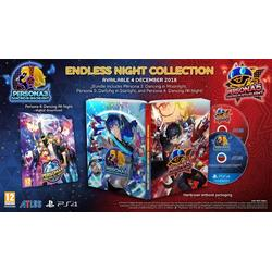 PERSONA 3 & 5 ENDLESS NIGHT COLLECTION - PS4