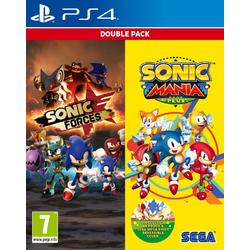 SONIC DOUBLE PACK - PS4