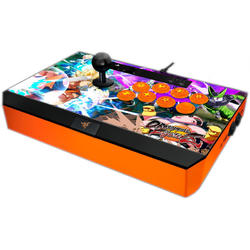 Gamepad Razer Dragon Ball FighterZ Panthera Arcade Stick pentru PS4