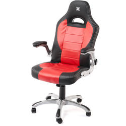 Scaun gaming Serioux Ares Red