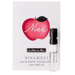Nina Ricci Nina Eau De Toilette 1.5ml - Sample